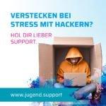 jugend.support - Stress mit Hackern