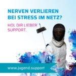 jugend.support - Stress im Netz