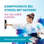 jugend.support - Stress mit Hatern