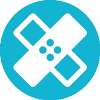 Logo 'Cyber-Mobbing-Erste Hilfe-App'