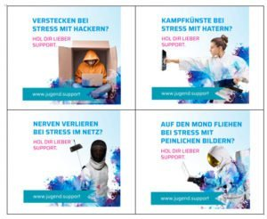jugend.support - Social Media Motive