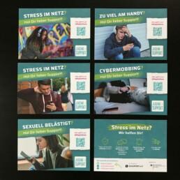 Neue Flyer und kostenloses Indomaterial von jugend.support